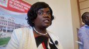 Address Malata, first female Vice-Chancellor