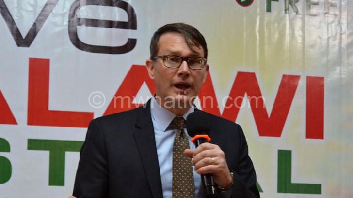 In Malawi to evangelise: Andrew Palau