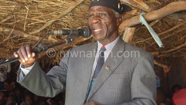 Chikulamayembe: Kulankhula ndiye tikulankhula koma ena samamva