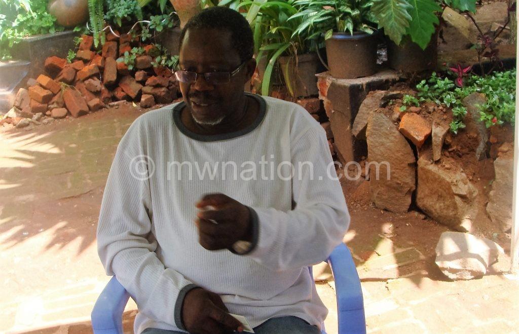 Chilima: Consultations still underway