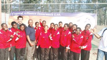 General Alliance covers women cricket squad