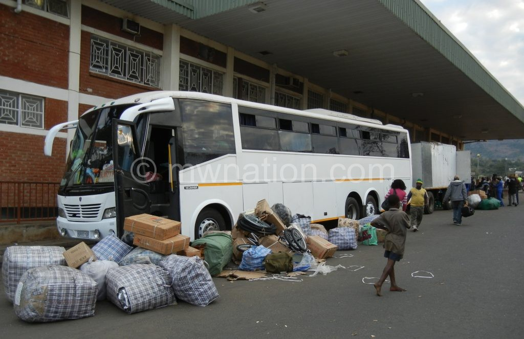 Travelers may need to take caution if taking Zimbabwe route