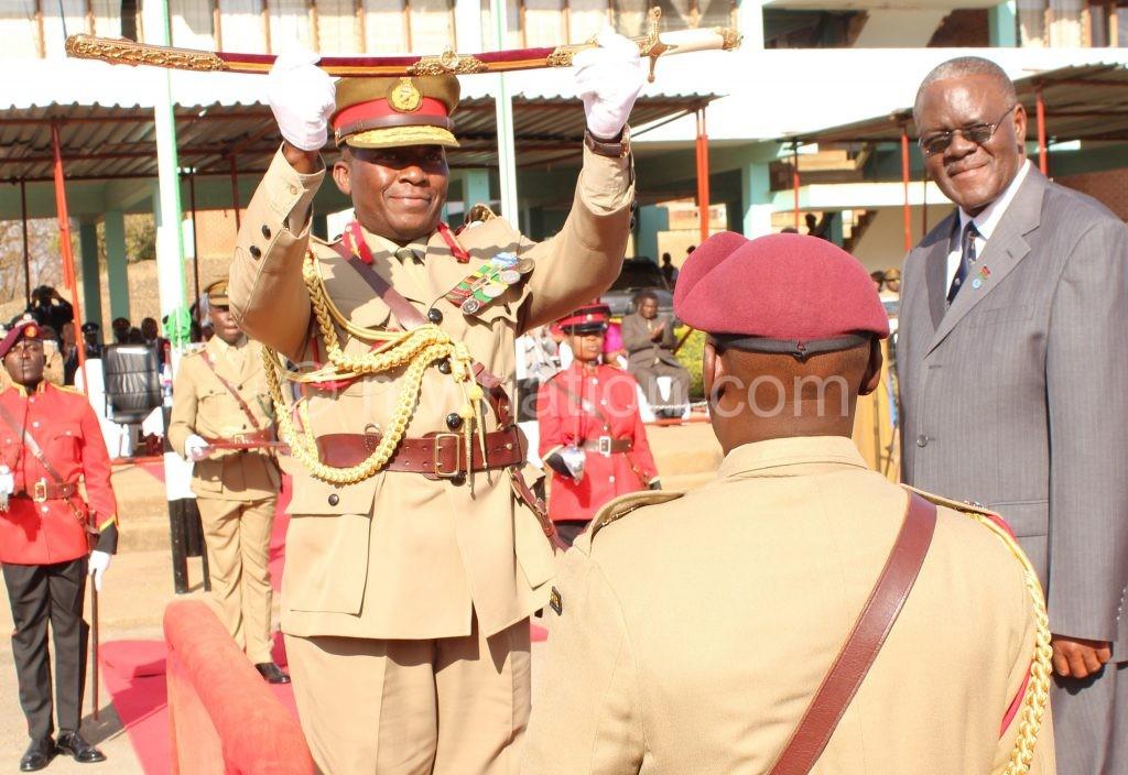 General Supuni-Phiri