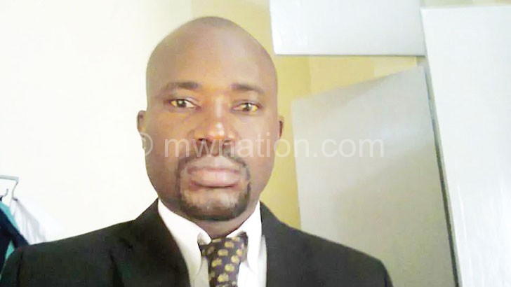 Nyirenda: It will boost my confidence
