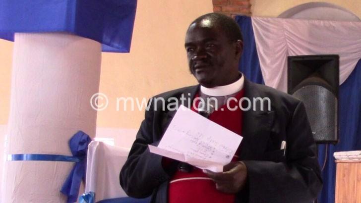 Gets third-term as GS: Rev Nyondo