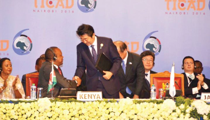 African leaders commit to ease doing business