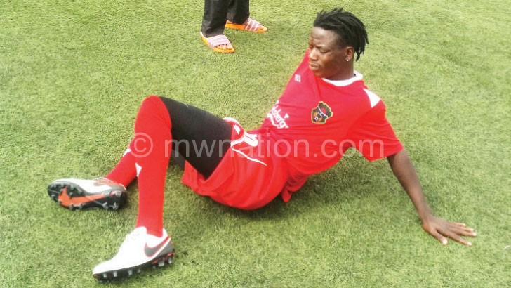Kamwendo: I will be back