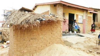 New Apostolic Church constructs 25 houses for vulnerable people