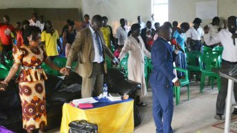 Int'l consultant dates Malawi clergy