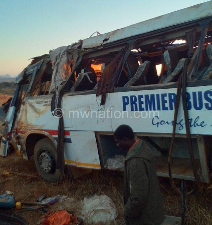 primier bus accident 1