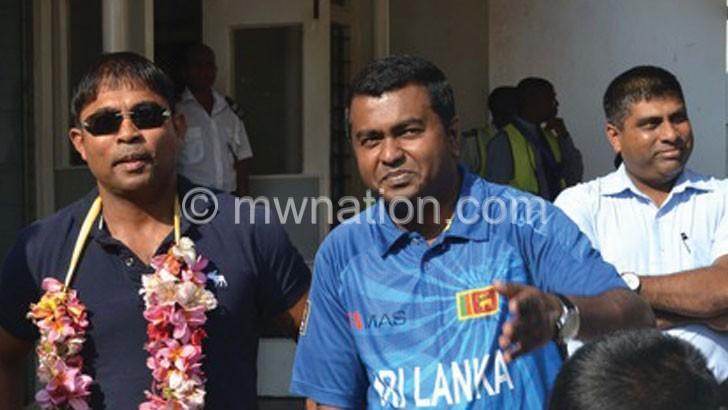Sri Lanka cricketer hails corporate involvement