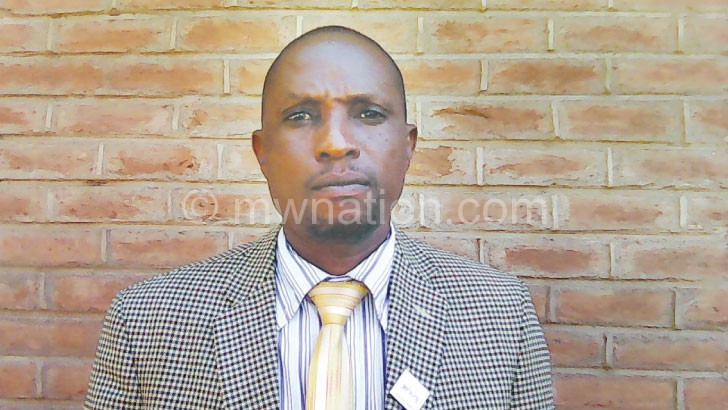 Wants to contest for the position of vice-chairperson: Kishombe