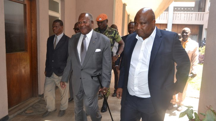 Constitutional Court setsFeb 21to hear Muluzi's case