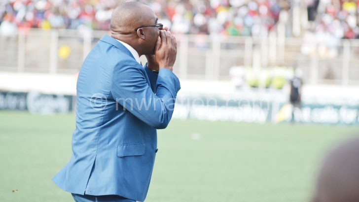 Was only in charge for the Swaziland game: Ramadhan