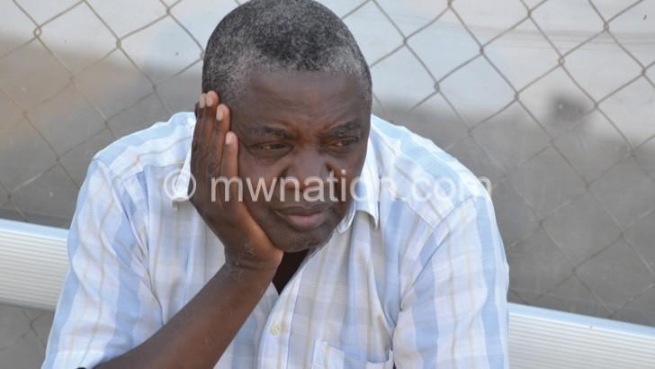 Alufandika: We are relying on well-wishers