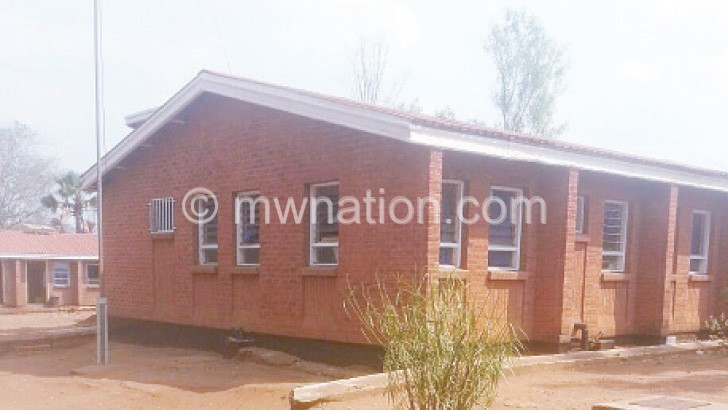 Ntcheu clinic yet to open 15 years after completion