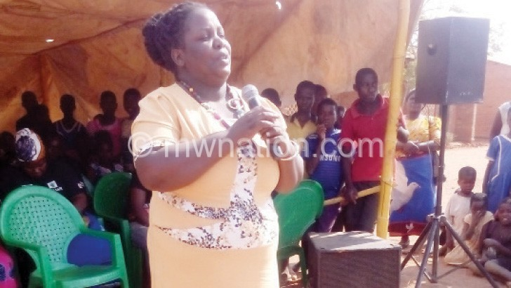 War on early marriages  and pregnancies rages on