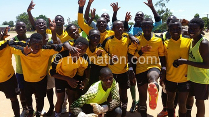 Seeded: Mzuzu City champions Fish Eagles