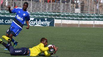 Mangochi 'keeper scoops Carlsberg Cup award