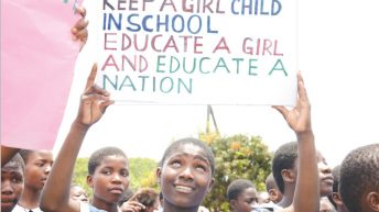 Blantyre pupils commemorate Girl Child Day