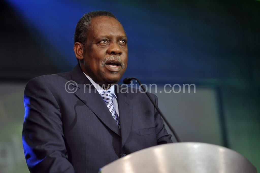 Has been at the helm for 28 years: Hayatou
