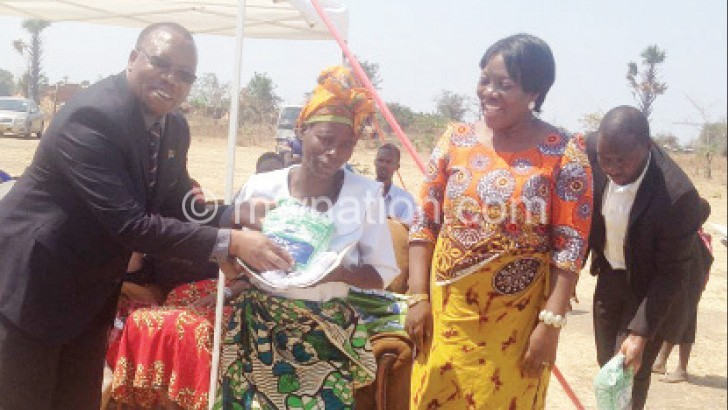 Salima communities hail Wolrec for women empowerment