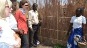 Care US CEO visits Malawi, appreciates local projects