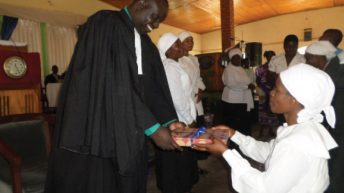 Rev Khuzeya bids farewell  to Thundu CCAP