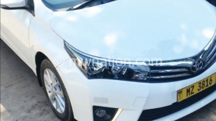 MZ 3816: The deputy mayor's  official vehicle