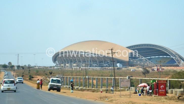 Bingu Stadium   The Nation Online