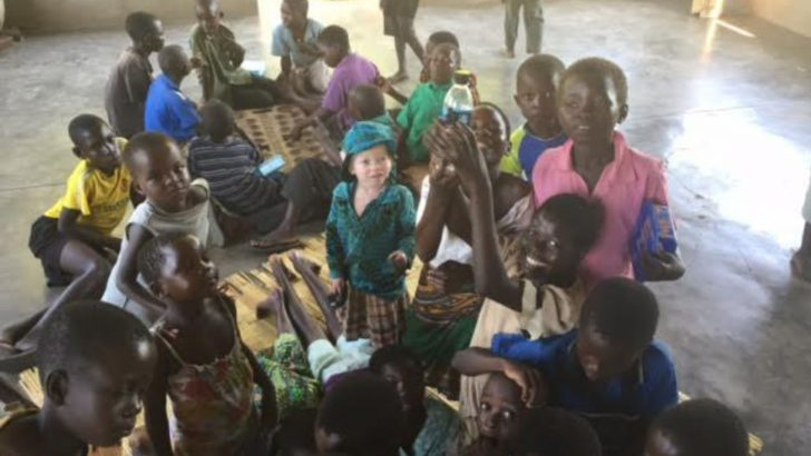 Giving value, hope to children