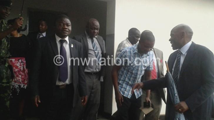 Businessperson  renovates health centre