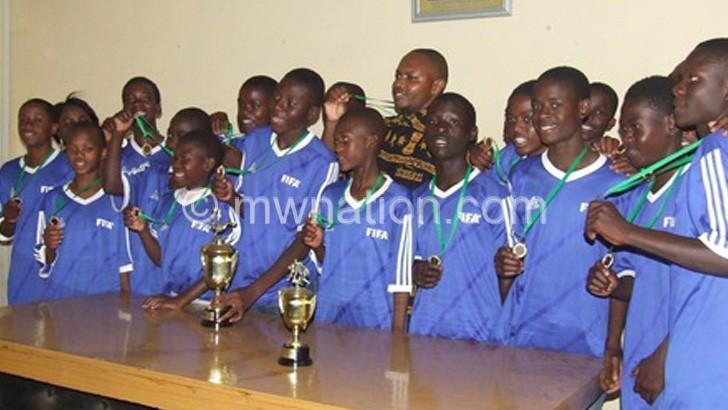 Defending champions: Zomba Urban