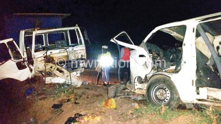 Dangerous roads, neglected death traps