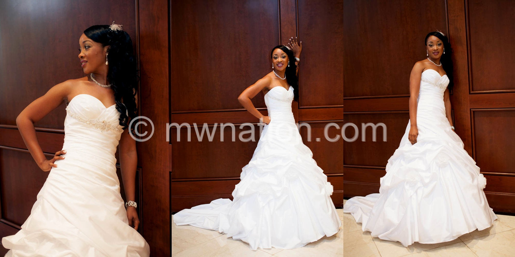 Whats in the white wedding dress the nation online most brides prefer to wear white wedding dresses regardless of the meaning junglespirit Images