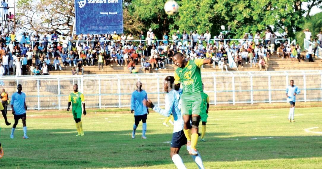 Silver beat Dwangwa 1-0 in this quarter-final match