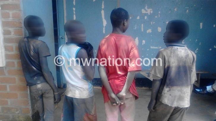 street kids | The Nation Online