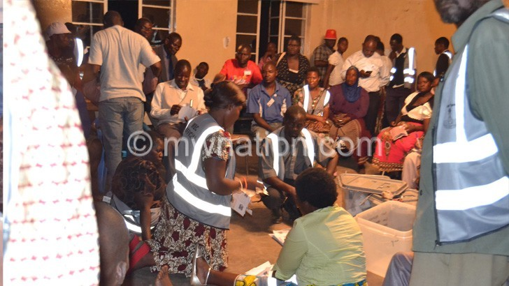 vote counting | The Nation Online
