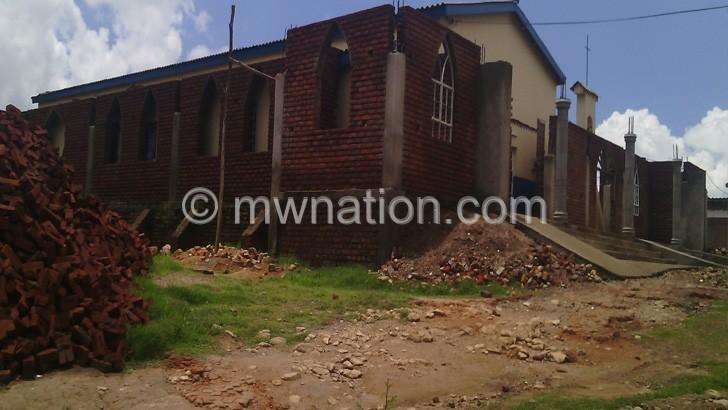 Bangwe Parish project gets K1.3m CFM boost