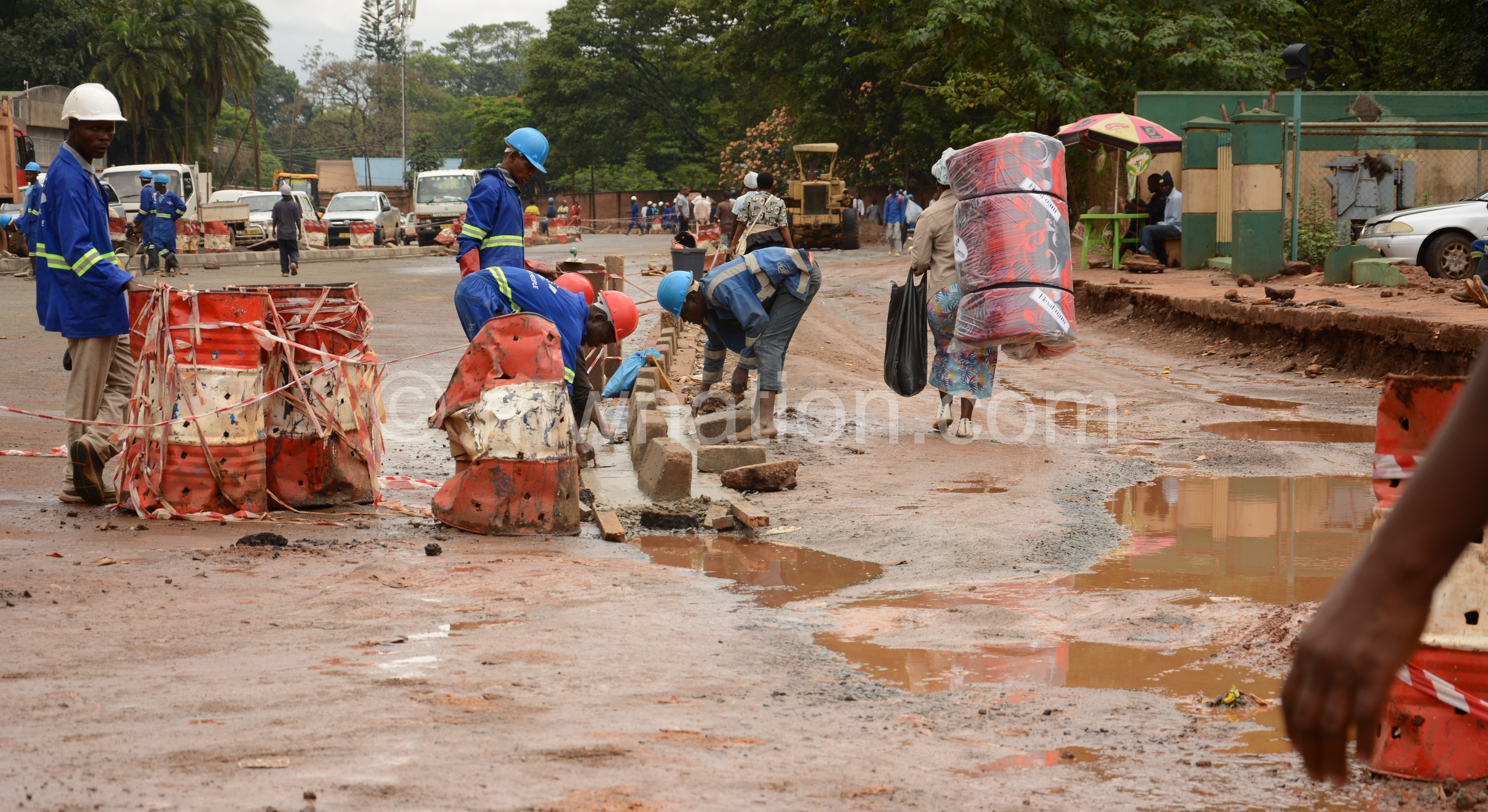 Churchill Road | The Nation Online
