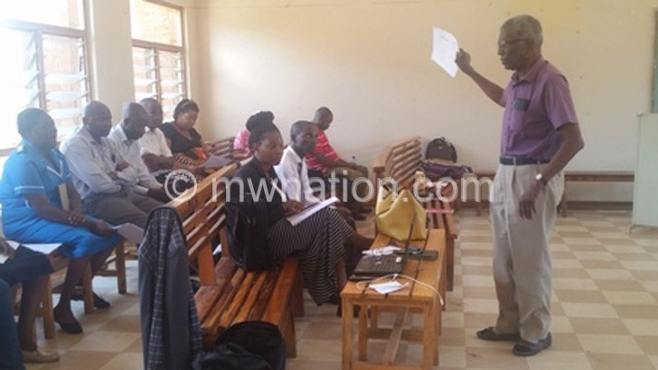 Machinga registers 10 abortion cases daily