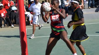 Joy for Joyce: Queens shooter Mvula signs for England team