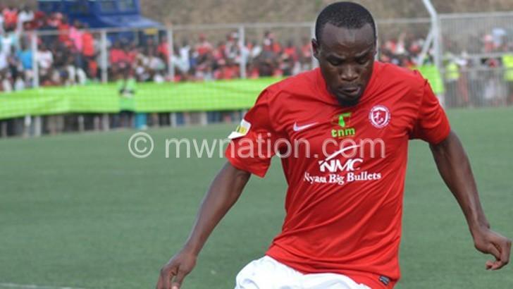 SA club signs Sulumba at K22.2m