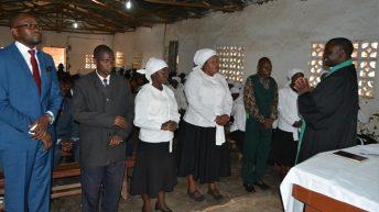 Kunkuyu inducted Manase session clerk