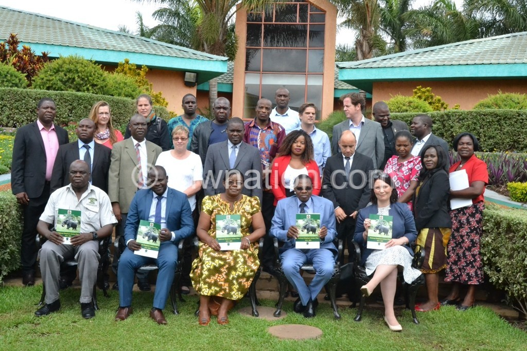 Participants to the NEAP launch in Lilongwe | The Nation Online