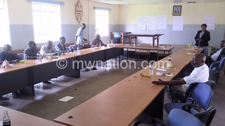 Stakeholders meeting | The Nation Online