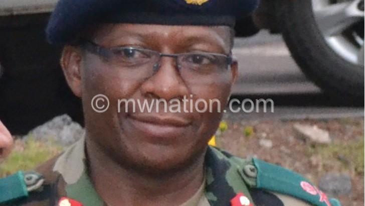 Supuni Phiri MDF | The Nation Online