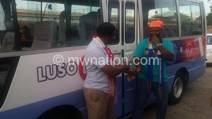 bus | The Nation Online
