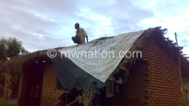 13 000 people to benefit from relief project