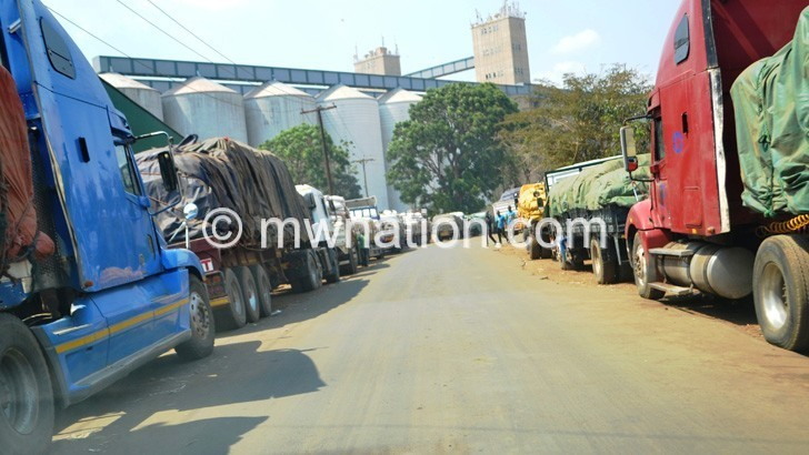 Maize traders petition Parliament